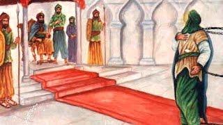 Anjuman Shabab Ul Momineen : Bibi Zainab Rhondi reh gaaye with Writeup.