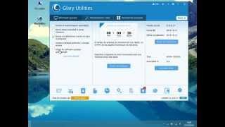 Glary Utilities -mantener y optimizar el correcto funcionamiento del sistema operativo.