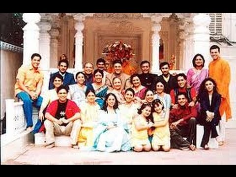 Kyunki Saas Bhi Kabhi Bahu Thi: A look at the cast Then and Now 2016-september