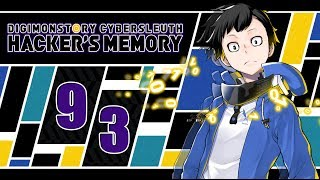 Let's Play Digimon Story Cyber Sleuth: Hacker's Memory [Blind] - #93 - Ks wahres Gesicht