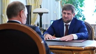 Gay Concentration Camps Reported In Chechnya
