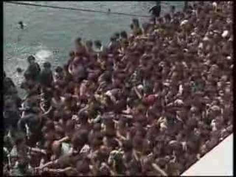 sbarco agosto gusht 1991 anija vlora