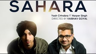 Sahara-Yash Chhabra ft.Harper Singh(Official Music Video) | Clown Production | Valentine's Special