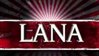 WWE: Lana Theme Внимание! (Attention!) (DL)  (iTunes)