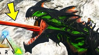 ARK: Annunaki - A NEW KIND OF REAPER KING?! TONGUE CREATURE GRABBING! (27) - Ark Survival Evolved