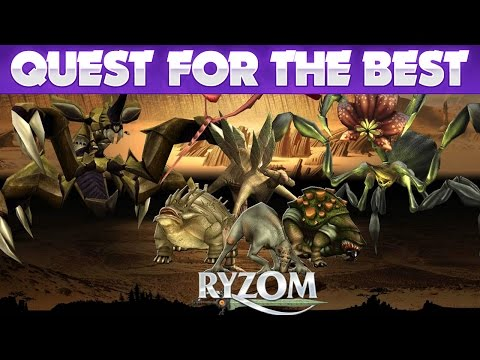 Quest For The Best MMO - Ryzom