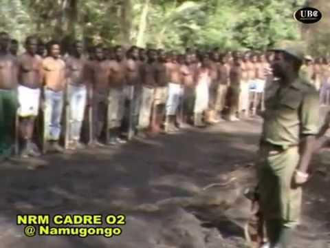 Namugongo NRM Passout 1986 An HTP Video