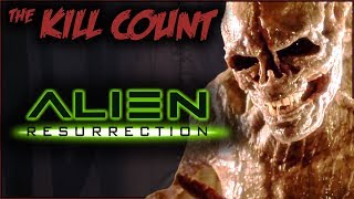 Alien Resurrection (1997) KILL COUNT