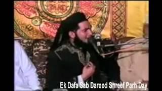 Maulana Nasir Madni Emotional Speech