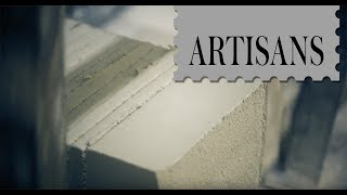 How handmade tiles are made