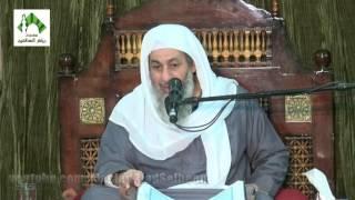 تفسيرسورة مريم (من الآية 66 إلى 76) للشيخ مصطفى العدوي 22-1-2017