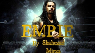 WWE Roman Reigns EMPIRE Movie Trailer by Shahezad Mirza