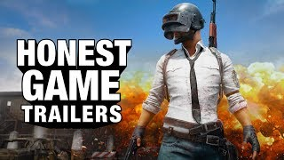PLAYERUNKNOWN'S BATTLEGROUNDS (Honest Game Trailers)