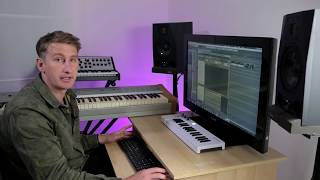 Ben Remember Drum Loops - Setting Up The Mixer | Toolroom Academy x FaderPro