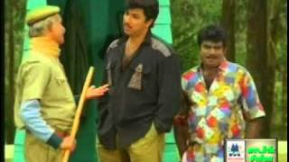 Sathyaraj and Goundamani (Paper Roast) comedy...