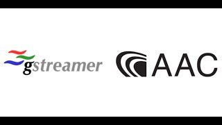 Stereo Music Audio Streaming over LAN with Gstreamer using the AAC CODEC(320K bitrate) - Live DEMO
