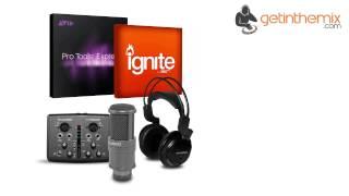 M-Audio Vocal Studio Pro - Computer Recording Package