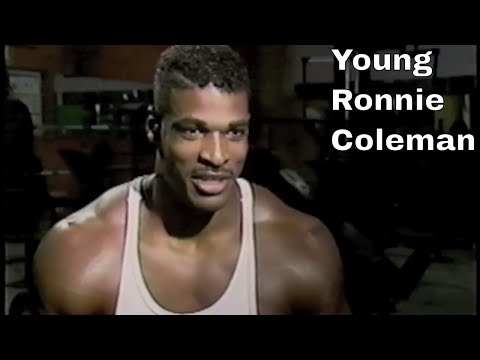 Xxx Mp4 Very Young Ronnie Coleman Rare News Footage 3gp Sex