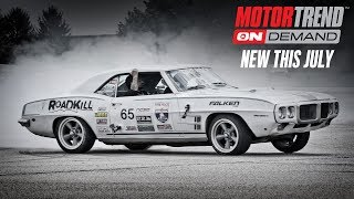 New This July 2017 on Motor Trend OnDemand