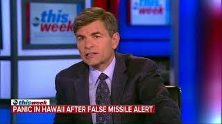 Hawaiian congresswoman calls false missile alarm