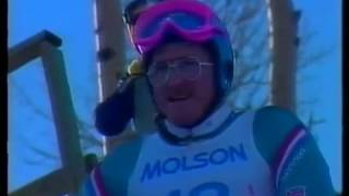 eddie the eagle edwards on sports review 88