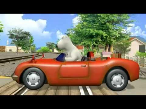 Faixa Infantil - Bernard - Carro - Tv Marcelito