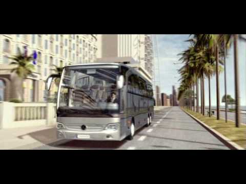 Mercedes Benz Travego