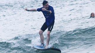 I SURFED!!!