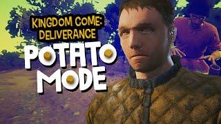Ye Olde Graphics Of Kingdom Come: Deliverance  | Potato Mode