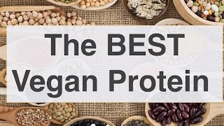 Vegan Protein Sources | The 11 Best Vegetarian Protein Foods
