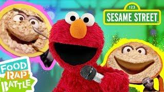 Sesame Street: Cereal vs. Oatmeal feat. James Iglehart & Lynn Cheng | Elmo