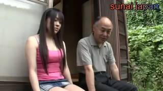 Japanese Barely Disciplined By an Old Men