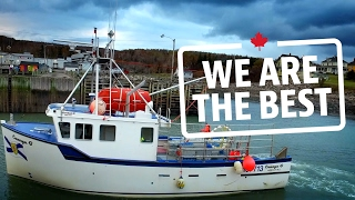 How a booming lobster fishery helped saved this small Bay of Fundy town | We Are The Best | CBC