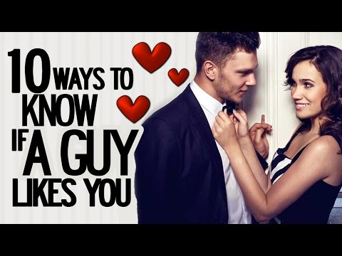 10 Ways To Know He's Into You