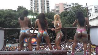 SAIDDY BAMBA ( SIM SIM SIM,NÃO NÃO NÃO ) CARNAVAL SALVADOR 2012 CIRCUITO CAMPO GRANDE