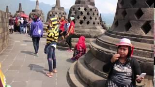 Candi Borobudur 2016