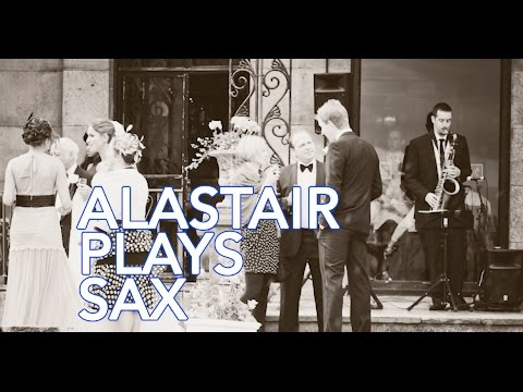 Xxx Mp4 Alastair Plays Sax Sax Player For Hire At Warble Entertainment 3gp Sex
