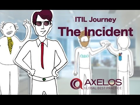 ITIL Journey - The Incident