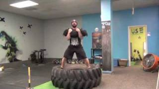 Intense [Full Body] Tire Workouts