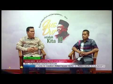 PKBTV Ngobrol Bareng Politisi Helmy Faishal Zaini