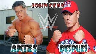 Superestrellas WWE Antes Y Después 2016