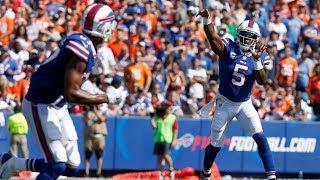 Tyrod Taylor Pushes Bills Past the Broncos | Stadium