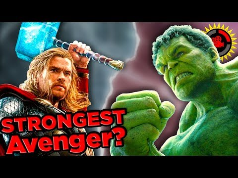 Film Theory Is Thor STRONGER Than The Hulk Thor Ragnarok
