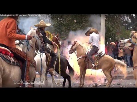 Sabado de Gloria 2016 Jerez Zacatecas HD