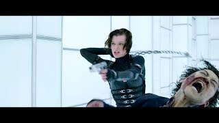 Alice(Resident Evil) - Fight Moves Compilation HD