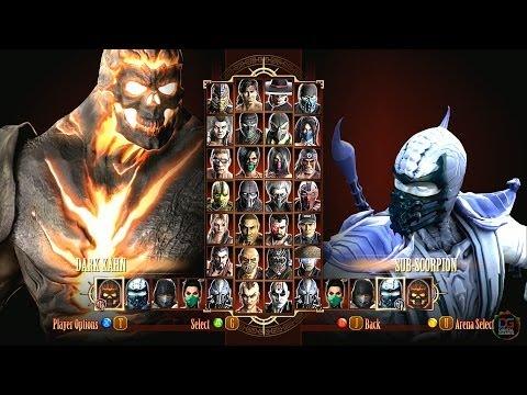 Mortal Kombat 9 Fatalities Mods