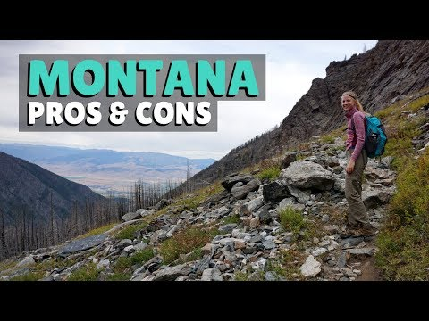 LIVING IN MONTANA PROS & CONS