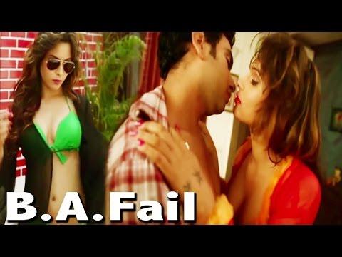 B.A.Fail- Bachelor In Love | Official Trailer | New Romantic  Bollywood Movie