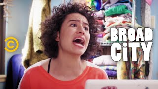 Hack Into Broad City - April Fools
