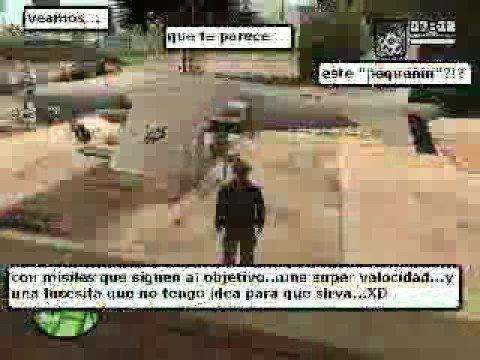 Trucos GTA san andreas PS2